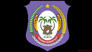 lambang logo provinsi gorontalo png transparan - kanalmu