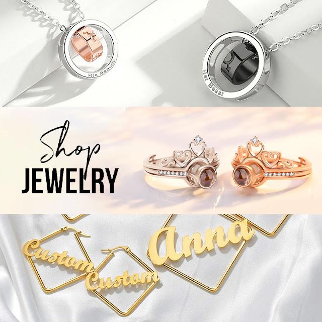bijoux personalizzati