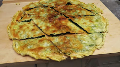 Kako Napraviti Soparnik iz Pećnice   Savory Pie with Swiss Chard