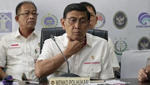 Wiranto Sebut Kelompok Islam Radikal Juga Akan Berunjuk Rasa