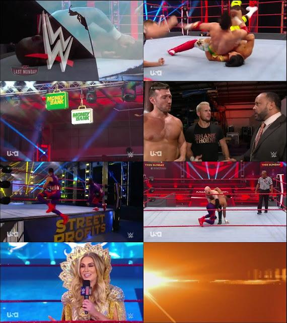 WWE Monday Night Raw 4 May 2020 720p HDTV