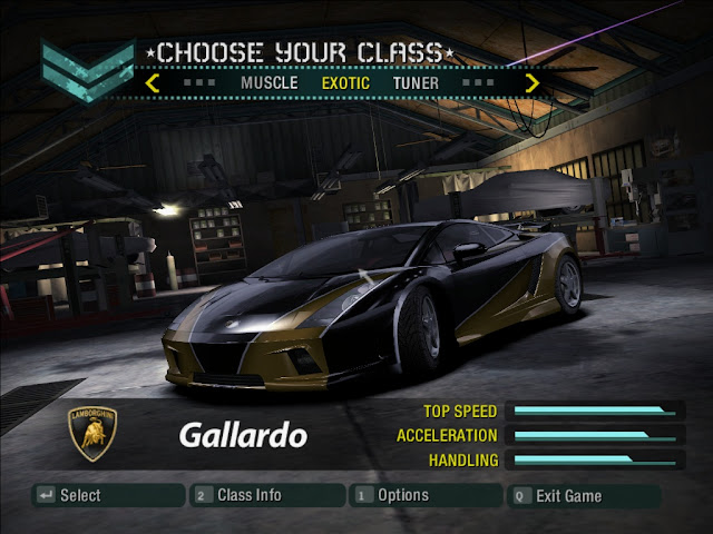 Need For Speed Carbon Collectors Edition crack download