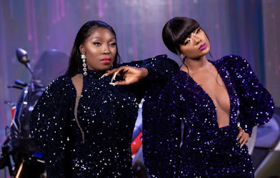 Eno Barony Ft Efya - God Is A Woman (Official Music Video)