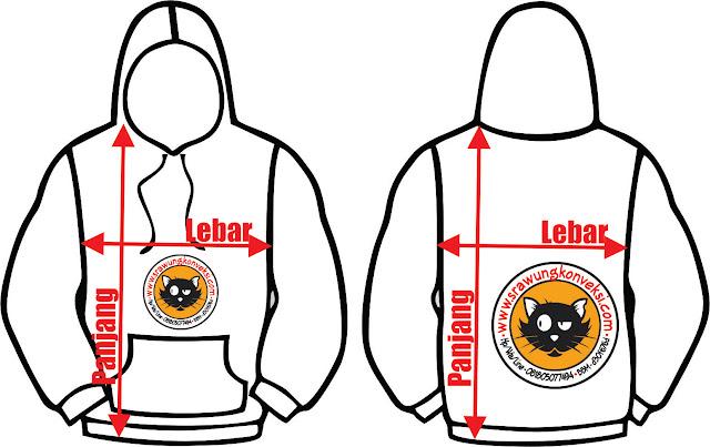 contoh daftar harga jaket sablon konveksi, grosir, kaos polos, jaket, kemeja, seragam, pdh, pdl, almamater, setelan, sablon, bordir, topi, tas, murah, malang 1