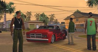 06 GTA San Andreas 60 in 1 game download