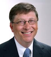 Bill Gates Penemu sekaligus pendiri microsoft