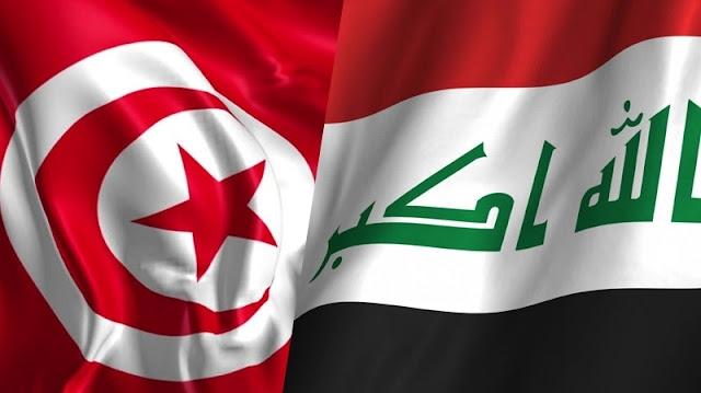 موعدنا مع مباراة العراق وتونس بتاريخ 6 / 6 / 2019 مباراة ودية