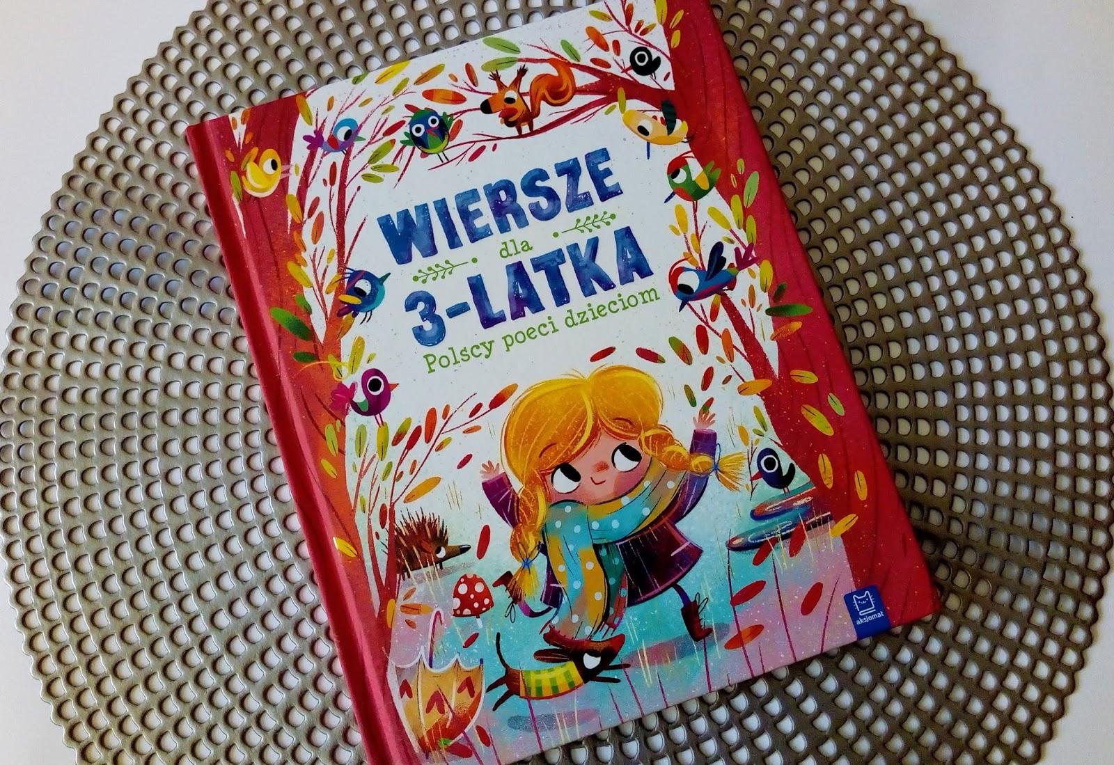 Czytambokocham Wiersze Dla 3 Latka Polscy Poeci Dzieciom
