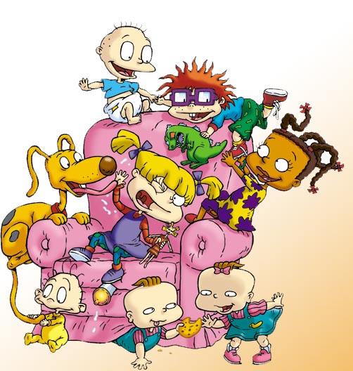 Rugrats: Aventuras en Pañales |172/172 + Peliculas| |Audio Latino| |Tv-Rip| |Mega|