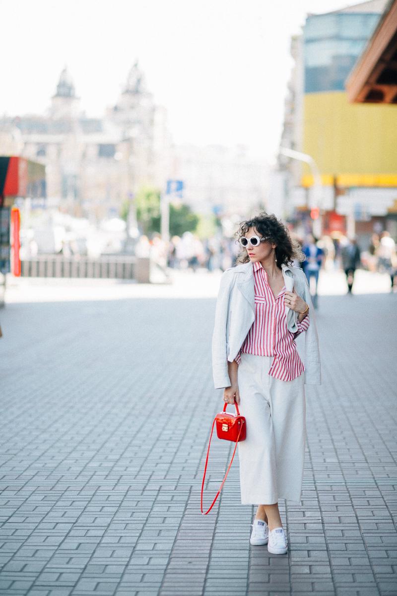 что носят блогеры 2017 уличная мода