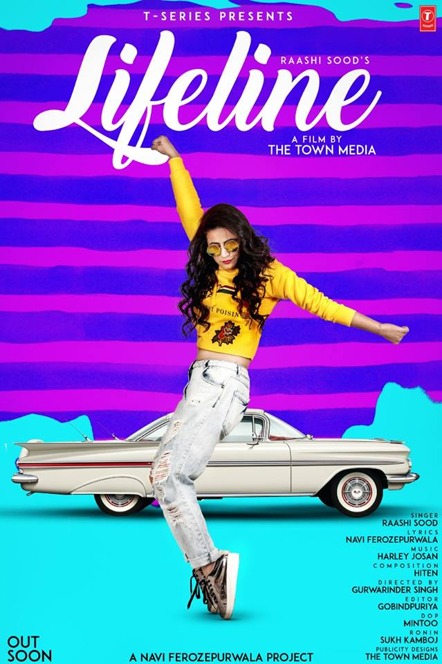 Lifeline     Raashi Sood  new song