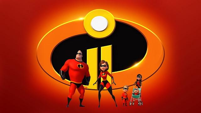 Incredibles 2 2018 Poster HD