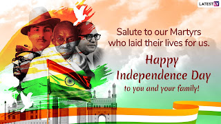 Happy Independence Day 2019 to all