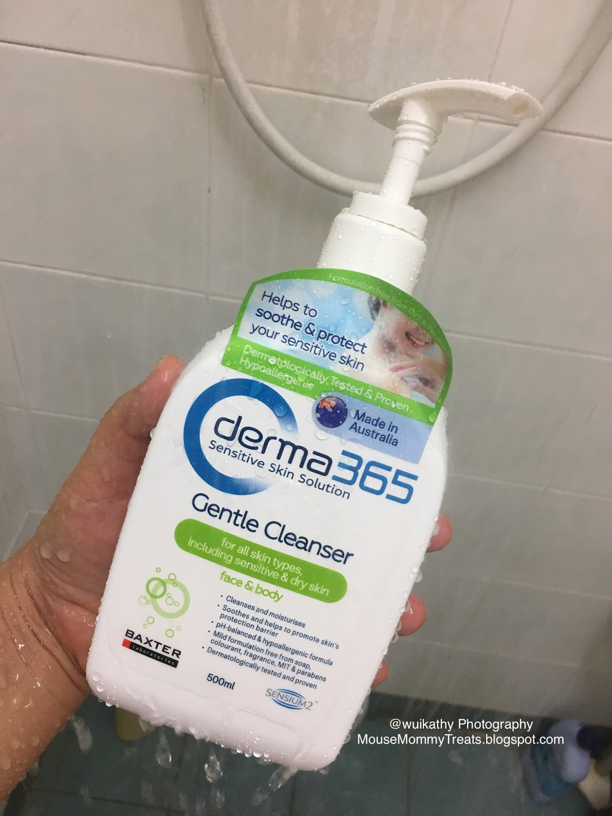 Love My New derma365 Care For The Whole Family! - Mouse