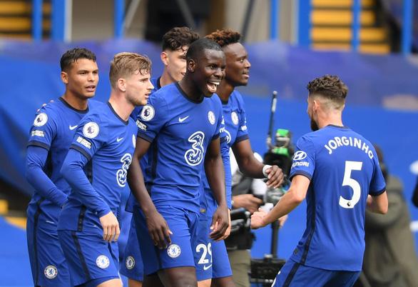 Bùng nổ trong hiệp 2, Chelsea ghi liền 4 bàn hạ Crystal Palace