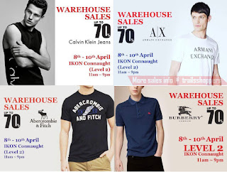 Ikon Connaught Branded Warehouse Sales