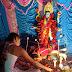 কলকাতায়  কালীপুজো, স্বাস্থ্যবিধি মেনে