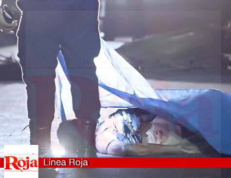 Asesinan a una mujer y su cadáver arrastrado por un vehículo, en la colonia Centro de Playa del Carmen