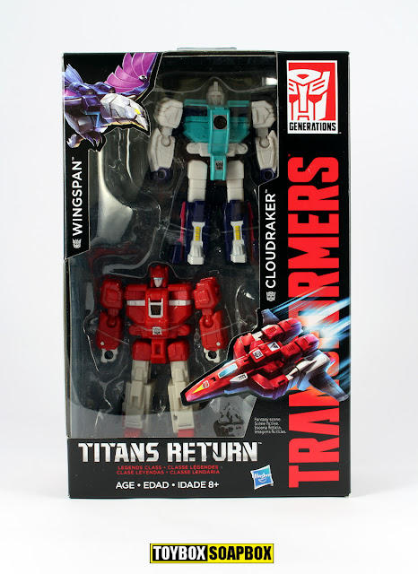 titans return clone 2 pack