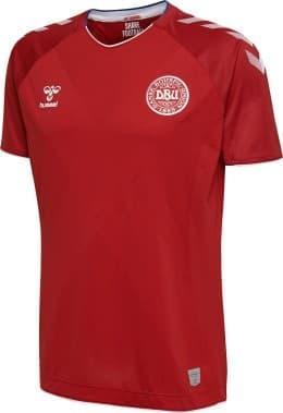 デンマーク代表 2018 ユニフォーム-ロシアワールドカップ-ホーム