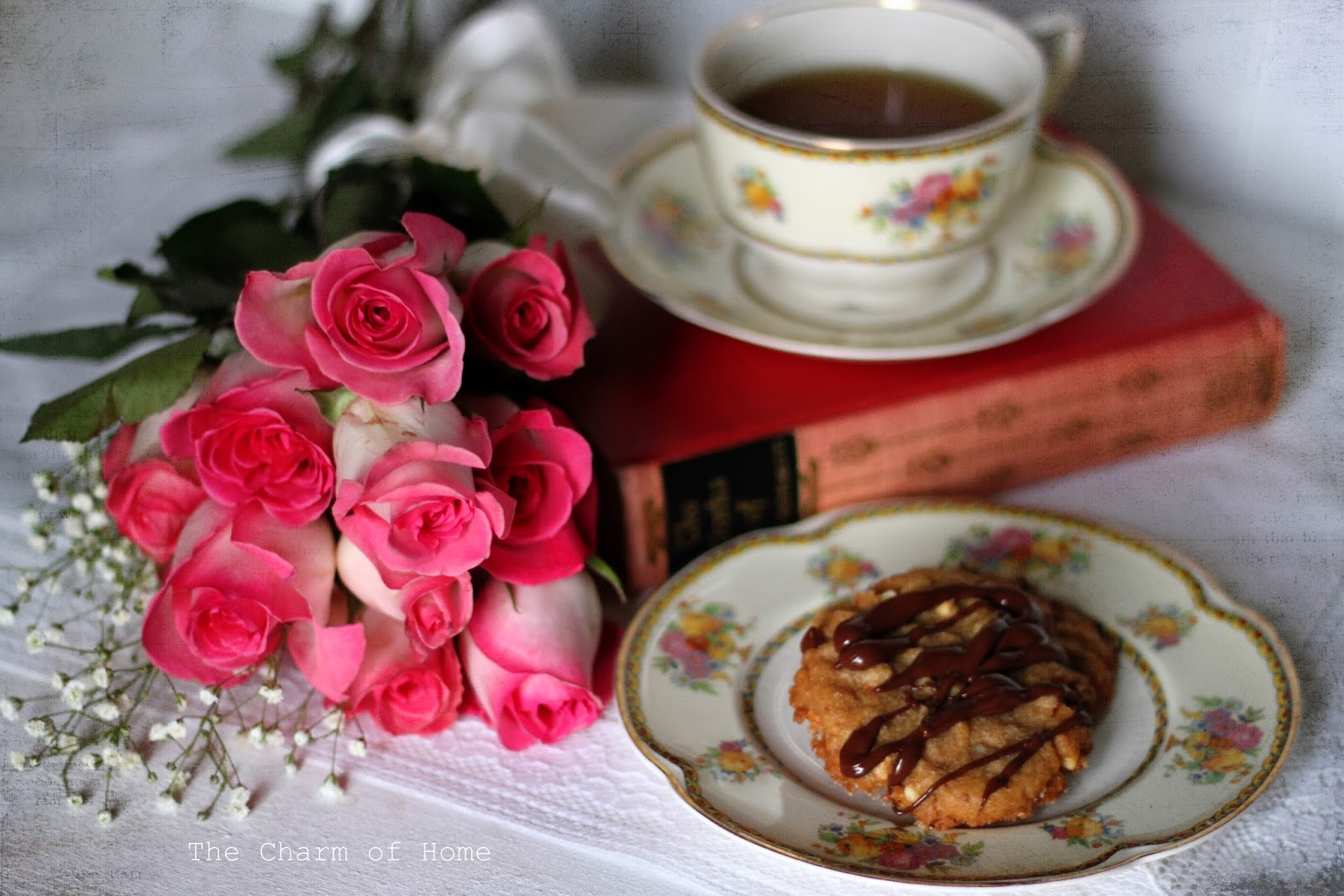 Valentine's Day Tea, The Charm of Home
