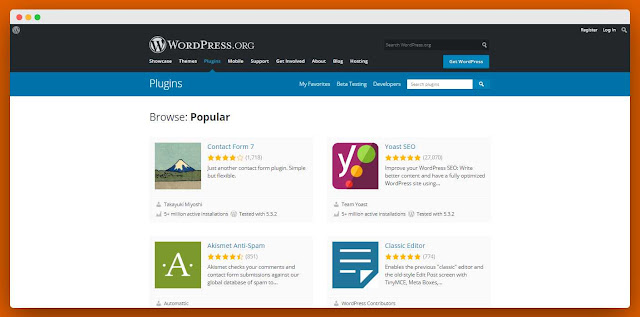 Pros of using wordpress for small business website