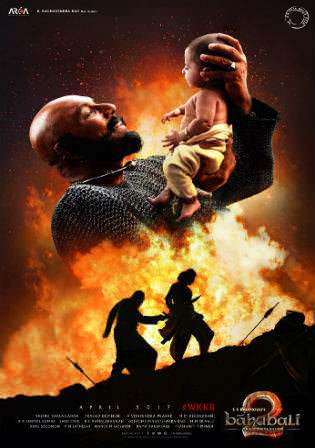 Bahubali 2 The Conclusion 2017 BluRay Hindi Movie 720p x264 AAC 5.1 Watch Online Full Movie Download bolly4u