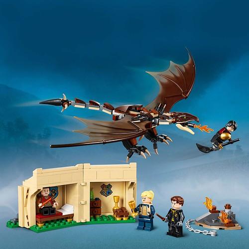 LEGO anuncia oito novos conjuntos de 'Harry Potter' | Ordem da Fênix Brasileira