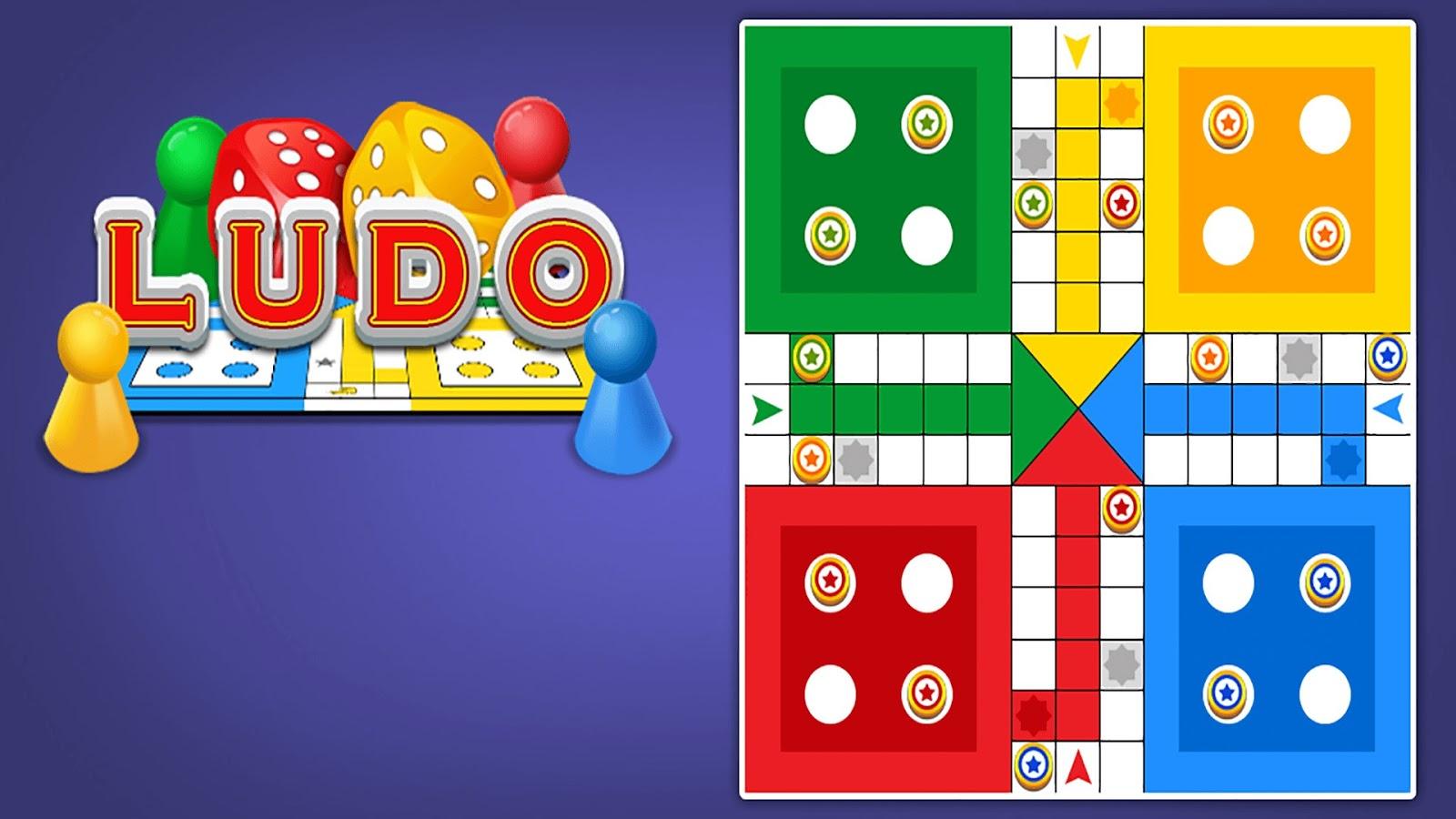 لعبة لودو ستار Ludo Star