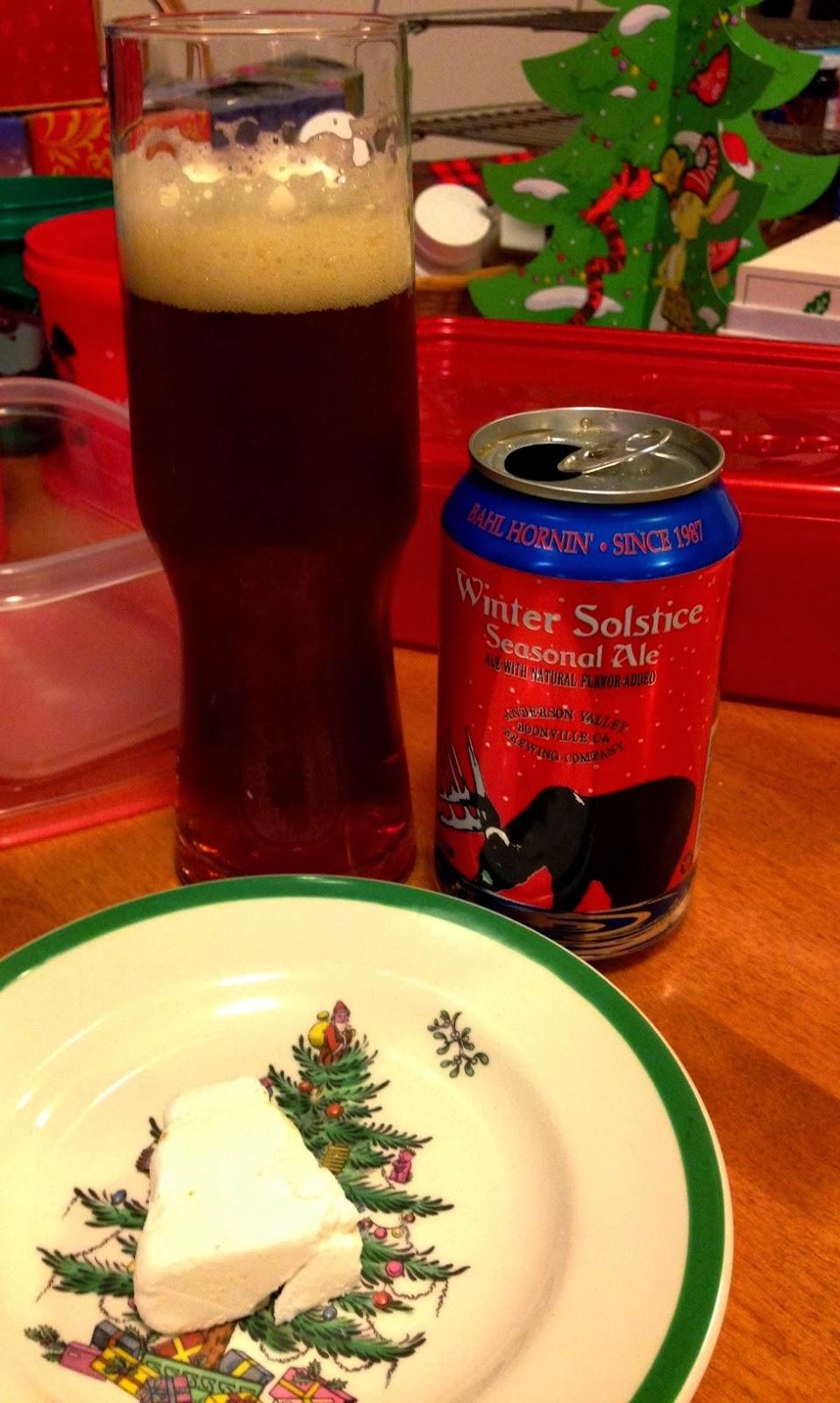 Craft Beer Advent Calendar With  Assorted Bottles