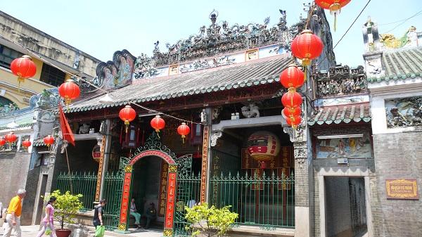 Chùa Bà Chợ Lớn - Điểm hành hương của người Sài Gòn