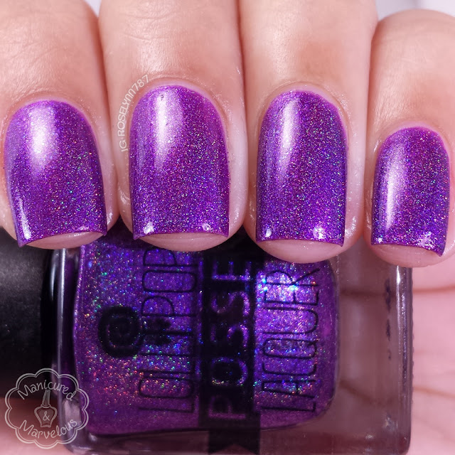 Lollipop Posse Lacquer - Where There Is No Extrication