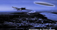 UFO Over Hanford Atomic Plant Triggers 'Alert Condition'; Fighter Jets Scrambled!