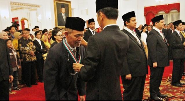 Goenawan Mohamad Nyatakan Menghindar dari Politisi yang Berlumur Kepalsuan, Kecewa?
