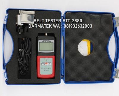 Darmatek Jual Landtek BTT-2880 Digital Belt Tension Tester Alat ukur uji Ketegangan/Kekencangan Vanbelt