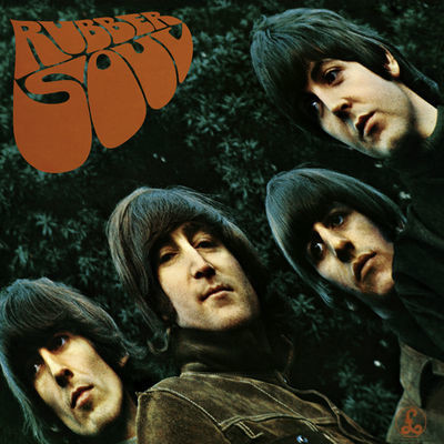 Landing with Rubber Soul