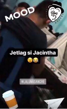 Jacintha Magsaysay has Finally Returned to La Luna Sangre!