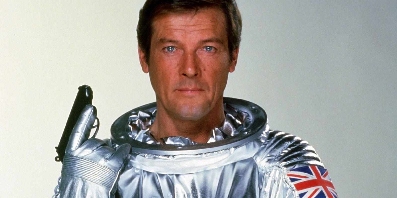 """Muere """"Roger Moore"""", el James Bond que no quería disparar ♥"""