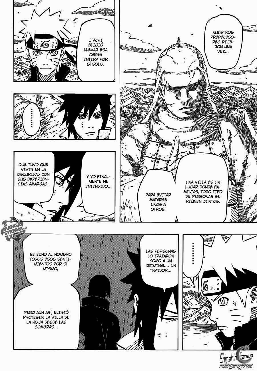 Komik Naruto Chapter 694 Pdf