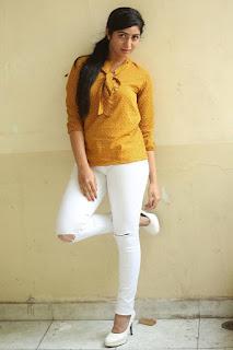 Actress Kalyani  Pictures at Thu Hi Re Meri Jaan Movie Press Meet  0071