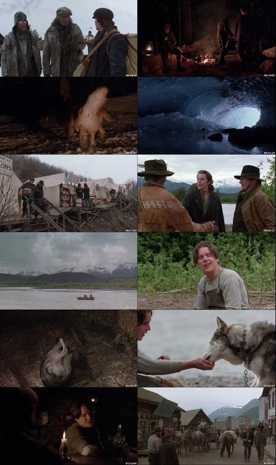 White Fang (1991) Screenshots