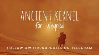 Ancient Kernel redmi note 5 atau whyred