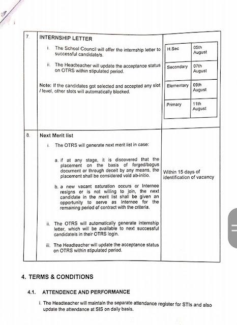 Educational Department Punjab jobs