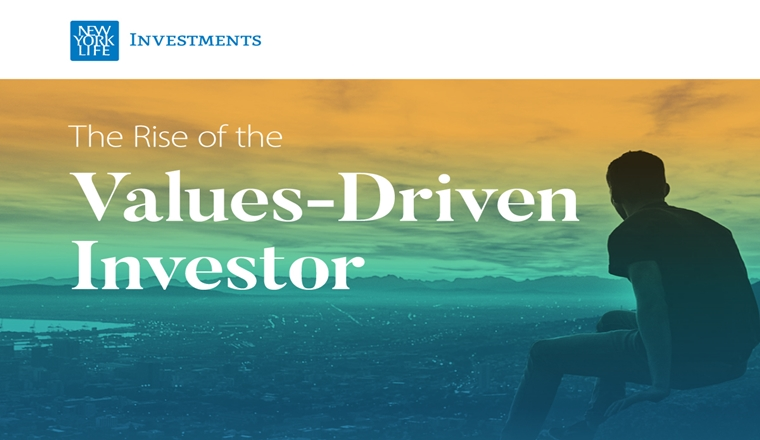 The Rise of the Values-Driven Investor #Infographic
