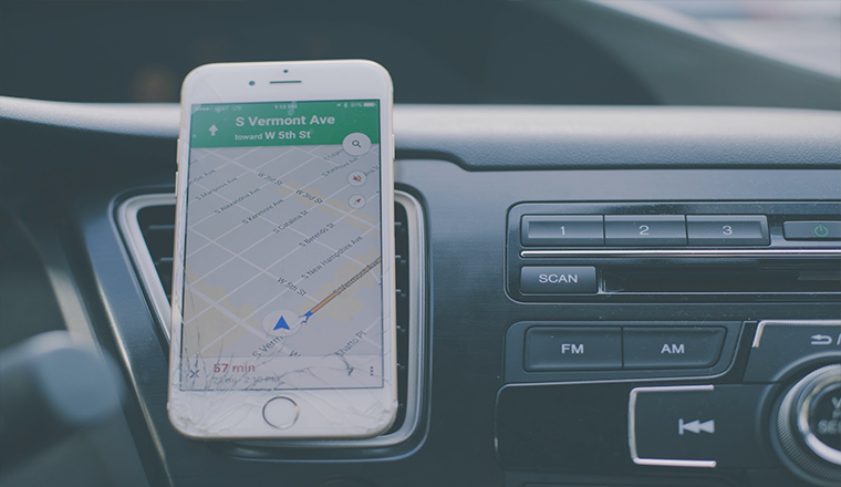 Using Your Smartphone to Navigate Planned Delivery and Service Routes #Article