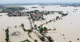 Bahaya, Pesisir Utara Jawa Perlahan Tenggelam