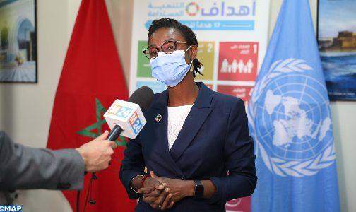 الوكالات الأممية تشيد بالمقاربة الشاملة التي اعتمدها المغرب في تدبير جائحة كوفيد-19