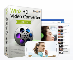 WinX HD Video Converter Deluxe 2017 Offline Installer