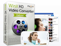 WinX HD Video Converter Deluxe 2018 For Mac and Windows