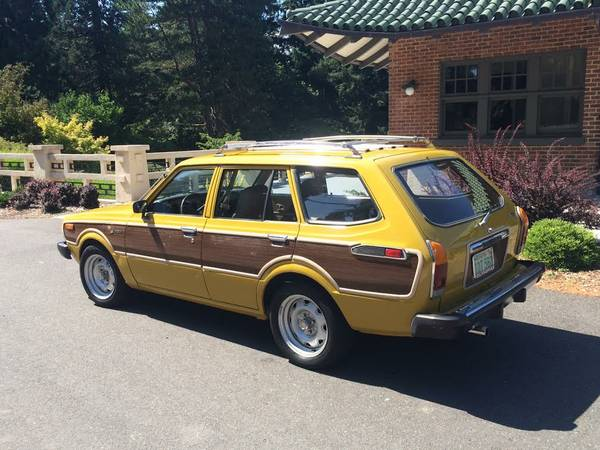 1978 Toyota Corolla Deluxe Woody Wagon - Keep Cars Weird ...